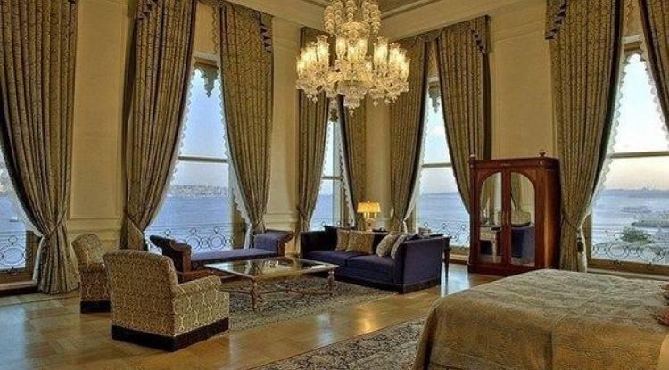 AVRUPA'NIN EN İYİ OTELİ İSTANBUL'DA