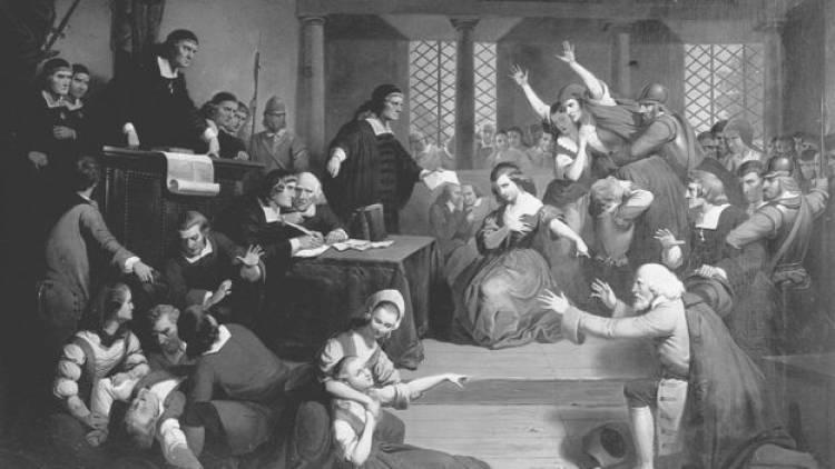 Cadı mahkemeleri, nörolojik hastalık ve sosyal-politik faktörler