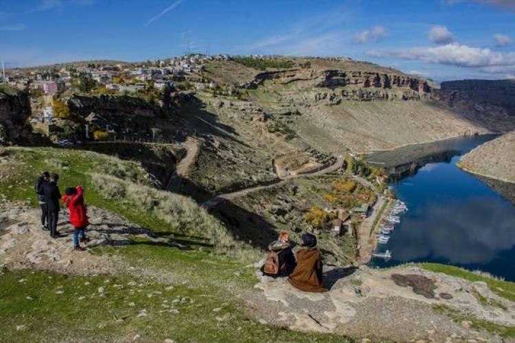 Doğa ve fotoğraf tutkunlarının gözdesi: Diyarbakır